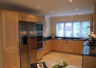 Chilton Road kitchen
